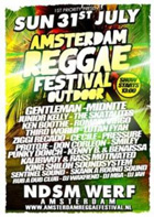 News reggae : Amsterdam Reggae Festival, l'affiche