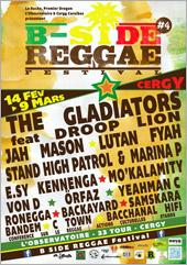 News reggae : Le B Side Reggae Festival lance sa quatrième édition
