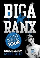 News reggae : Biga Ranx, une fin d'année sur la route
