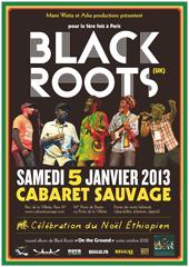 News reggae : Black Roots, première à Paris