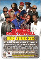 News reggae : Brooklyn fête la musique