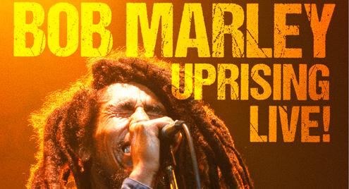 News reggae : ''Uprising Live!'' : le concert de Bob Marley à Dortmund réédité en CD et DVD