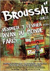 News reggae : Broussaï poursuit sa tournée