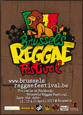 News reggae : Bruxelles Reggae Festival, premire !