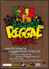 News reggae : Bruxelles Reggae Festival, premi�re !
