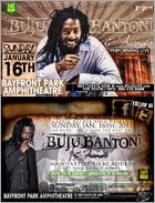 News reggae : Buju Banton bien entouré pour son retour sur scène