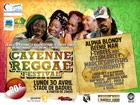 News reggae : Cayenne Reggae Festival