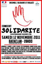 News reggae : Concert de Solidarité au Bataclan