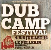 News reggae : Dub Camp Festival : la programmation jour par jour