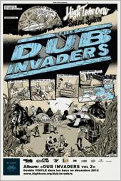 News reggae : Dub Invaders en tournée
