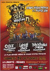 News reggae : Rencontre au sommet à la Dub Me Crazy Meeting