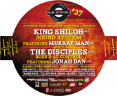 News reggae : King Shiloh et The Disciples à la Dub Station #37