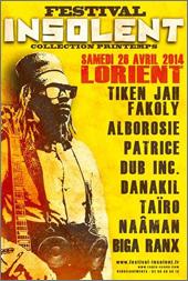 News reggae : Le festival insolent l'ouvre en grand
