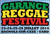 News reggae : Nouveaux noms au Garance Reggae Festival 2014