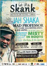 News reggae : Le festival Get Up & Skank à l'heure anglaise