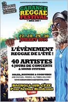 News reggae : Nouveaux noms au Garance Reggae Festival