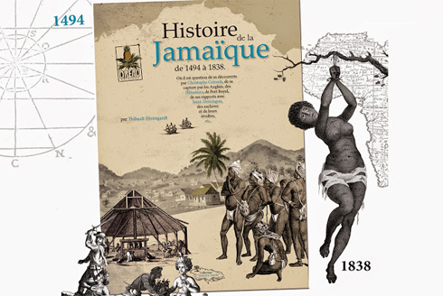 News reggae : Jamaica Insula réédite son ''Histoire de la Jamaïque''