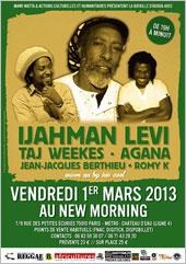 News reggae : Ijahman Levi pour comm�morer la bataille d�Adoua