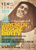 News reggae : Jammin Reggae Party en hommage à Bob Marley