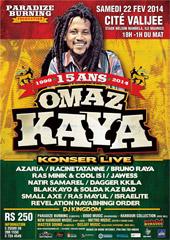 News reggae : L'île Maurice rend hommage à Kaya