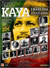 News reggae : Hommage à Kaya au Divan du Monde