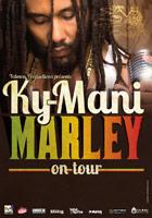 News reggae : Ky-Mani Marley de retour en France
