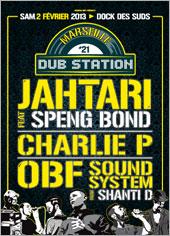 News reggae : Marseille Dub Station #21