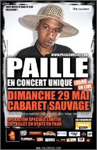 News reggae : Paille en concert unique à Paris
