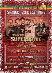 News reggae : Supersonic de retour à Paris