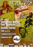 News reggae : Hommage à Peter Tosh au Plan