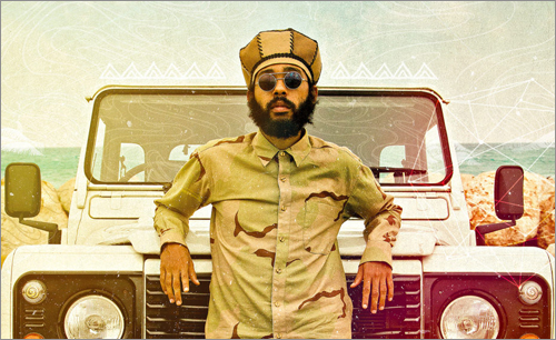 News reggae : Protoje : le nouvel album, ''Ancient Future'', se rapproche