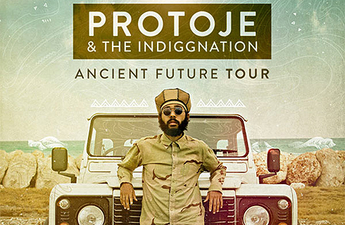 News reggae : Protoje & The Indiggnation : la tournée Ancient Future