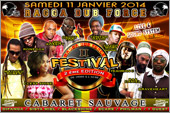 News reggae : Ragga Dub Force Festival, deuxième