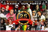 News reggae : Ragga Dub Force : 25 ans et du beau monde