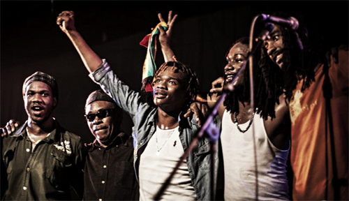 News reggae : Raging Fyah de retour en France