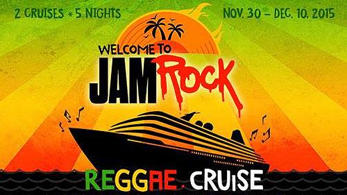 News reggae : Croisière reggae, c'est reparti !