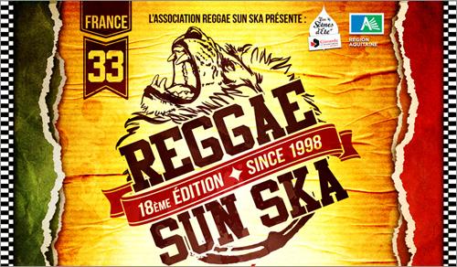 News reggae : Les premiers noms du Reggae Sun Ska 2015