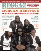 News reggae : Morgan Heritage � la Une de Reggae Vibes