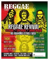 News reggae : Reggae Vibes 39 : Reggae Revival avec Chronixx, Protoje et Jesse Royal