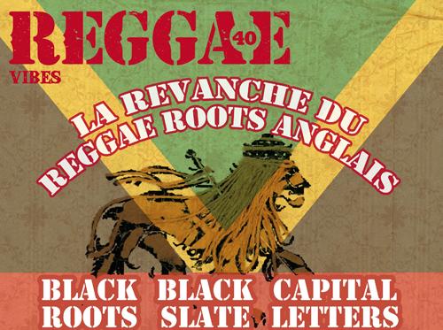 News reggae : Reggae Vibes #40 dans les kiosques