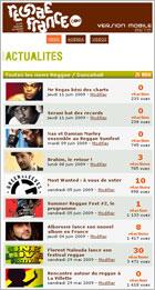 News reggae : Reggaefrance dans la poche !