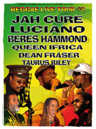 News reggae : Jah Cure en France, et bien accompagné