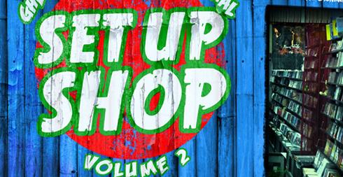 News reggae : Set Up Shop vol2, la compilation des frères Marley