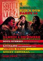 News reggae : Luciano, Junior Kelly et Mikey General sur la route