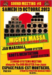 News reggae : Mighty Massa de retour en France