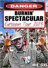 News reggae : Spectacular en tournée avec Irie Ites