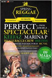 News reggae : Spring Reggae Fest #7