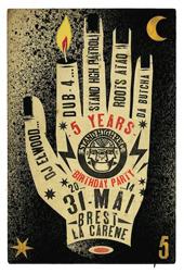 News reggae : Stand High Records fête ses cinq ans à Brest