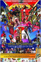 News reggae : Un Sting sans attrait