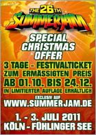 News reggae : Summerjam 2011 : premiers tickets en vente